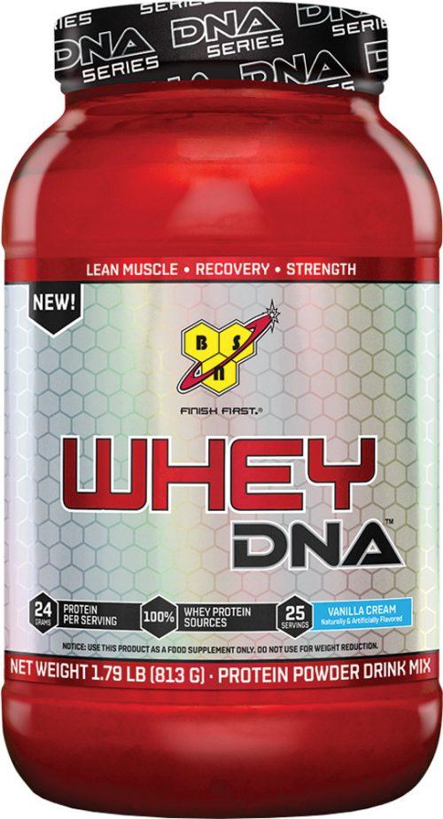 BSN Whey DNA - 25 Servings Vanilla Cream