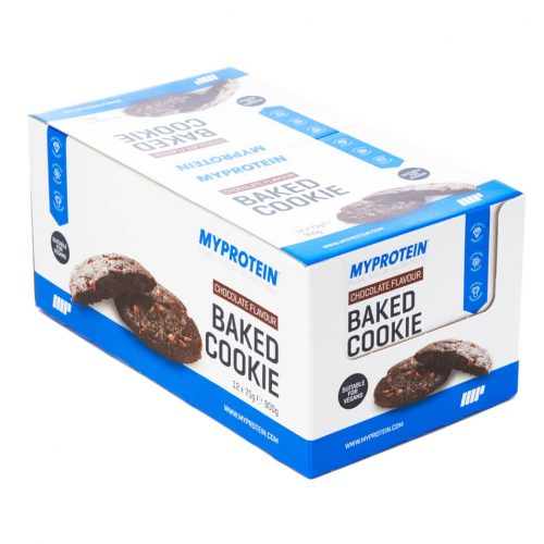 Baked Cookie - Chocolate - 12 x 2.64 Oz (USA)