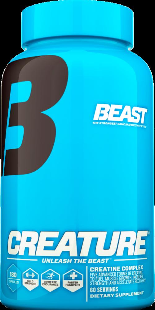 Beast Sports Nutrition Creature Capsules - 180 Capsules