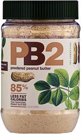 Bell Plantation PB2: Powdered Peanut Butter - 6.5 Oz. Powdered Peanut