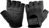 Better Bodies Basic Gym Gloves - Black Medium