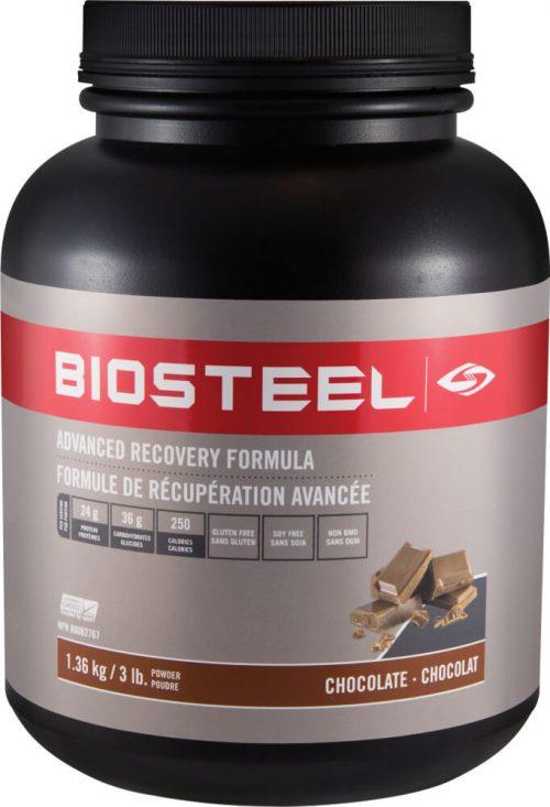 BioSteel Advanced Recovery Formula - 3lbs Chocolate
