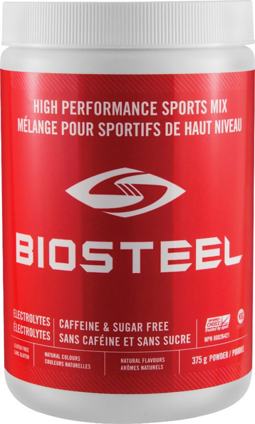 BioSteel High Performance Sports Mix - 60 Servings Mixed Berry