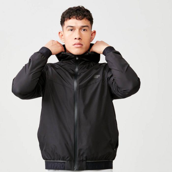 Boost Jacket - Black - XS