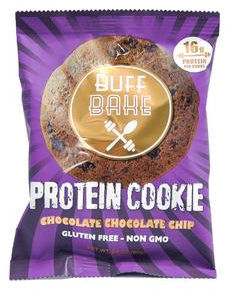 Buff Bake Buff Bake Cookies - 1 Cookie Chocolate Chocolate Chip
