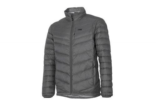 CIRQ Cascade Down Jacket - Men's - granite, x-large