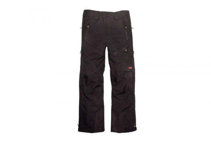 CIRQ Santiam 3 Layer Pant - Men's - anthracite, large