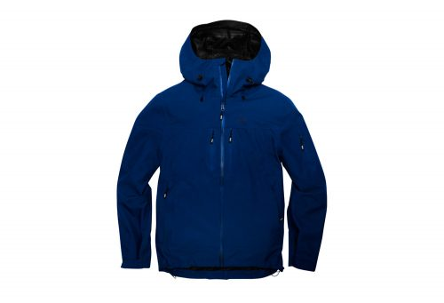 CIRQ Santiam Waterproof Shell - Men's - deep blue, small