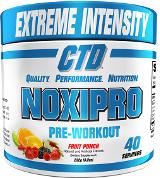 CTD Sports Noxipro - 40 Servings Fruit Punch