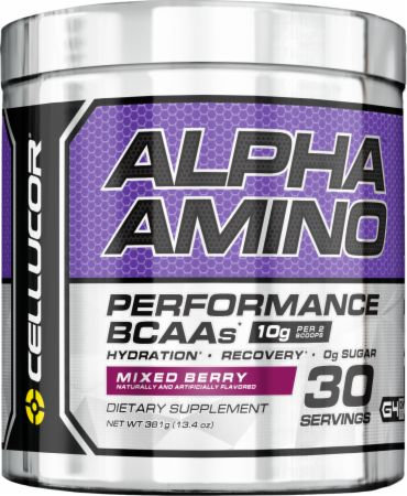 Cellucor Alpha Amino - 30 Servings Mixed Berry