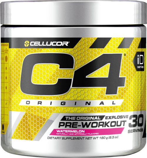 Cellucor C4 - 30 Servings Watermelon