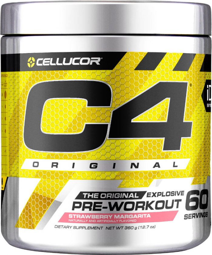 Cellucor C4 - 60 Servings Strawberry Margarita
