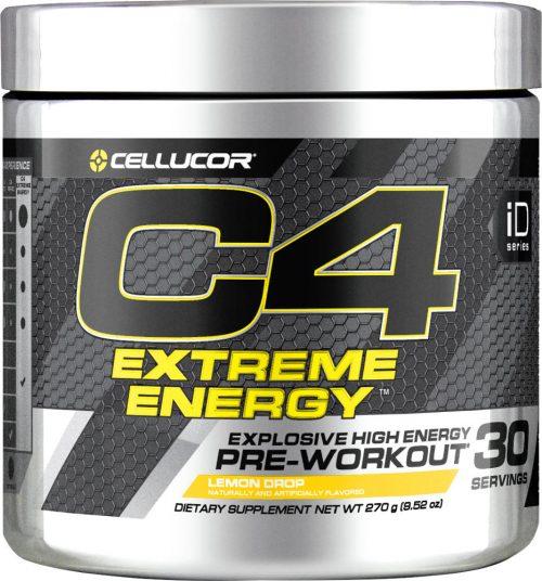 Cellucor C4 Extreme Energy - 30 Servings Lemon Drop