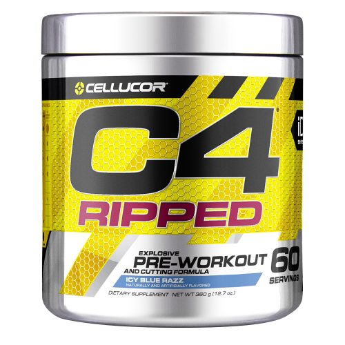 Cellucor C4 Ripped - 60 Servings Cherry Limeade