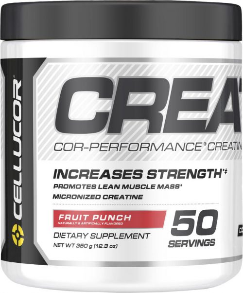 Cellucor COR-Performance Creatine - 50 Servings Fruit Punch