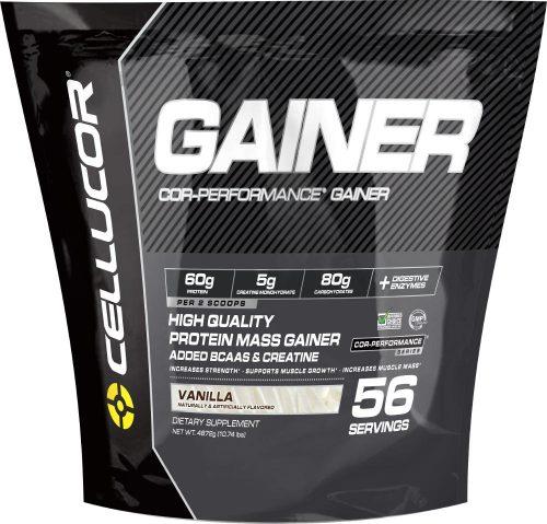 Cellucor COR-Performance Gainer - 11lbs Vanilla
