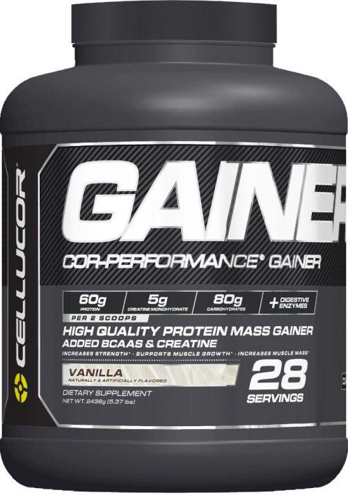 Cellucor COR-Performance Gainer - 5.5lbs Vanilla