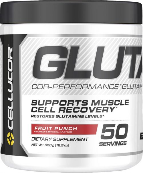 Cellucor COR-Performance Glutamine - 50 Servings Fruit Punch