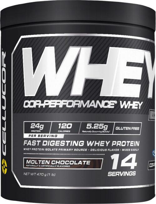 Cellucor COR-Performance Whey - 1lbs Molten Chocolate
