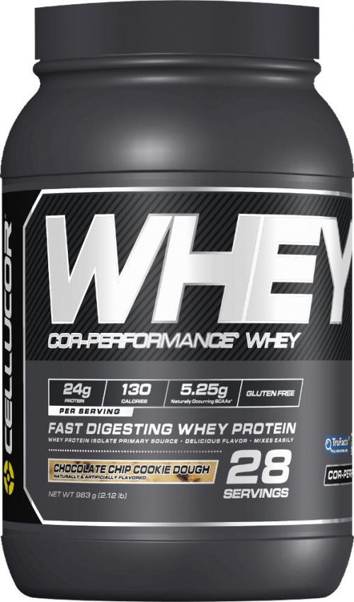Cellucor COR-Performance Whey - 2lbs Chocolate Chip Cookie Dough