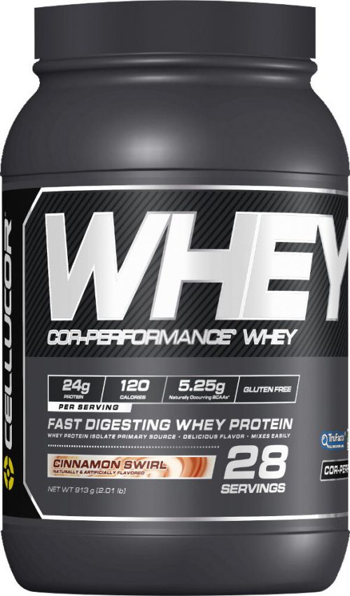 Cellucor COR-Performance Whey - 2lbs Cinnamon Swirl