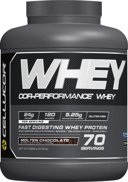 Cellucor COR-Performance Whey - 5lbs Molten Chocolate