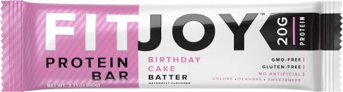 Cellucor FitJoy Bars - 1 Bar Birthday Cake Batter