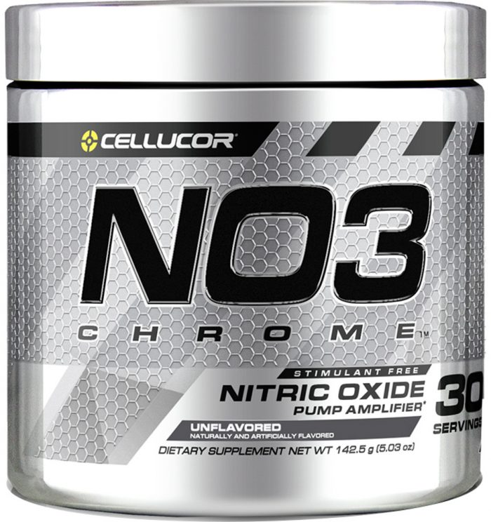 Cellucor NO3 Chrome - 30 Servings Unflavored