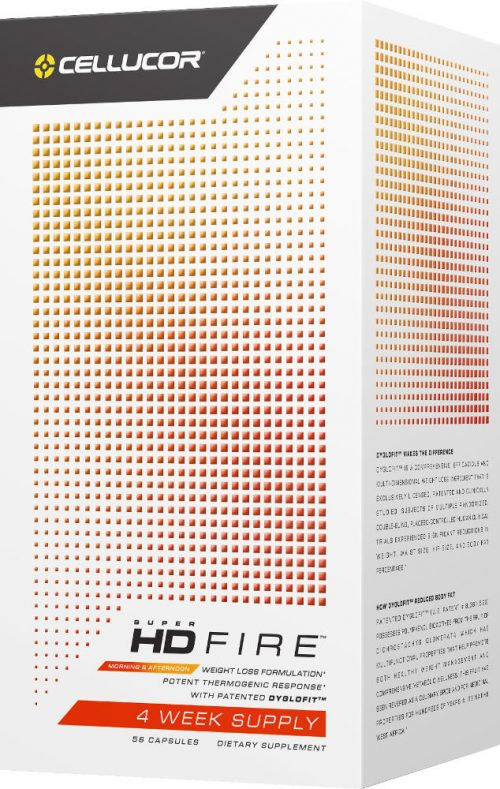 Cellucor Super HD Fire - 56 Capsules