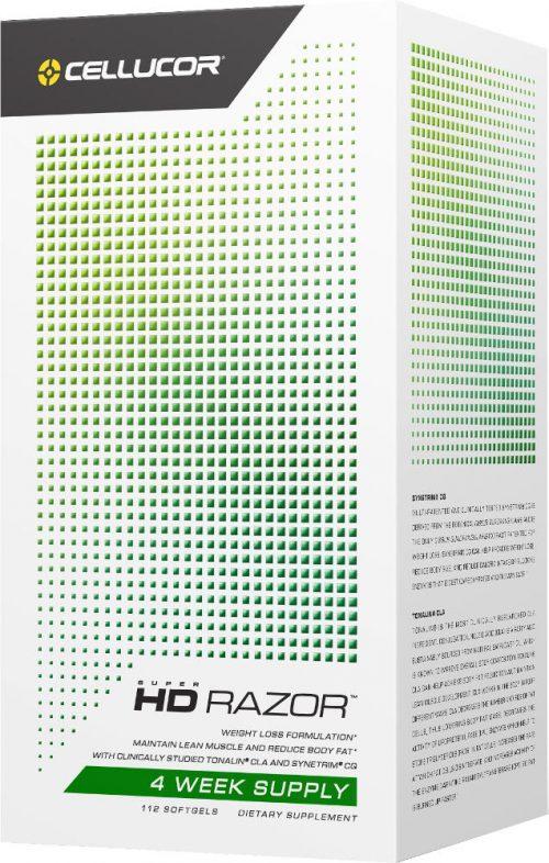 Cellucor Super HD Razor - 112 Softgels
