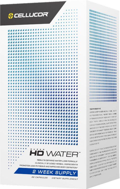 Cellucor Super HD Water - 42 Capsules