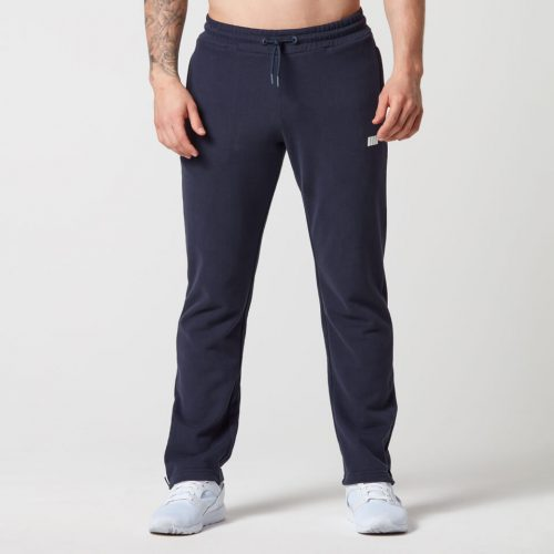 Classic Fit Joggers - Navy - XL