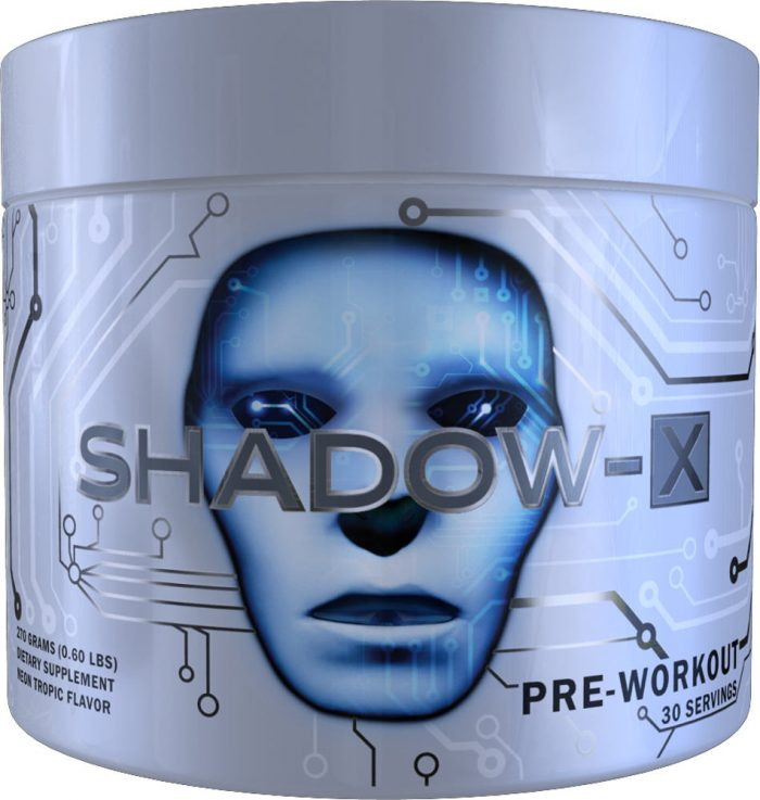 Cobra Labs Shadow-X - 30 Servings Neon Tropic