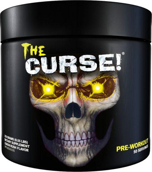 Cobra Labs The Curse - 50 Servings Lemon Rush