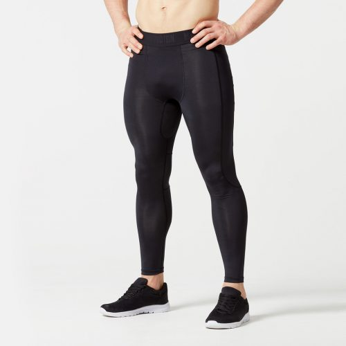 Compression Tights - Black - XL