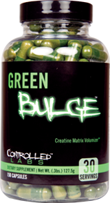Controlled Labs Green Bulge - 150 Capsules