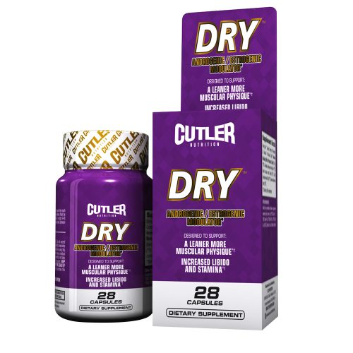 Cutler Nutrition DRY - 28 Capsules