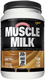 CytoSport Muscle Milk - 2.47lbs Cake Batter
