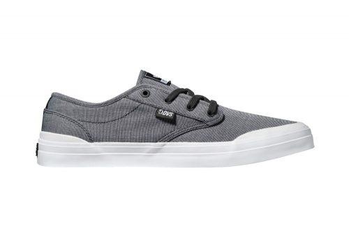 DVS Cedar Shoes - Men's - black chambray, 7.5