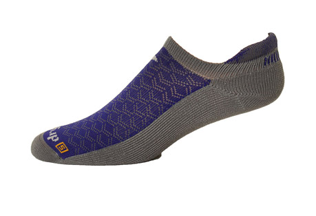 Drymax Running Lite-Mesh No Show Tab Socks