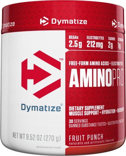 Dymatize Amino Pro - 30 Servings Fruit Punch