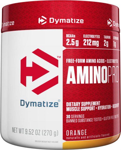 Dymatize Amino Pro - 30 Servings Orange