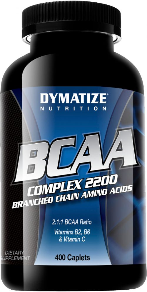 Dymatize BCAA Complex 2200 - 400 Capsules