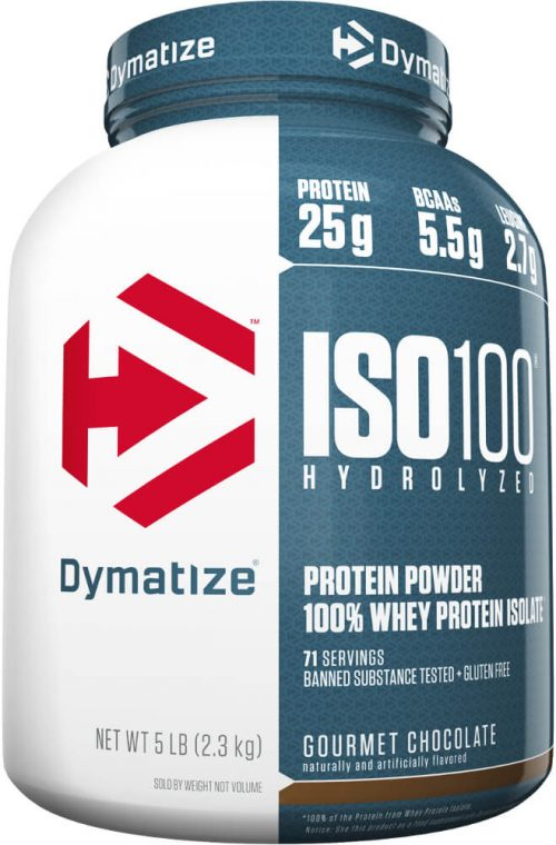 Dymatize ISO100 - 5lbs Peanut Butter - NEW