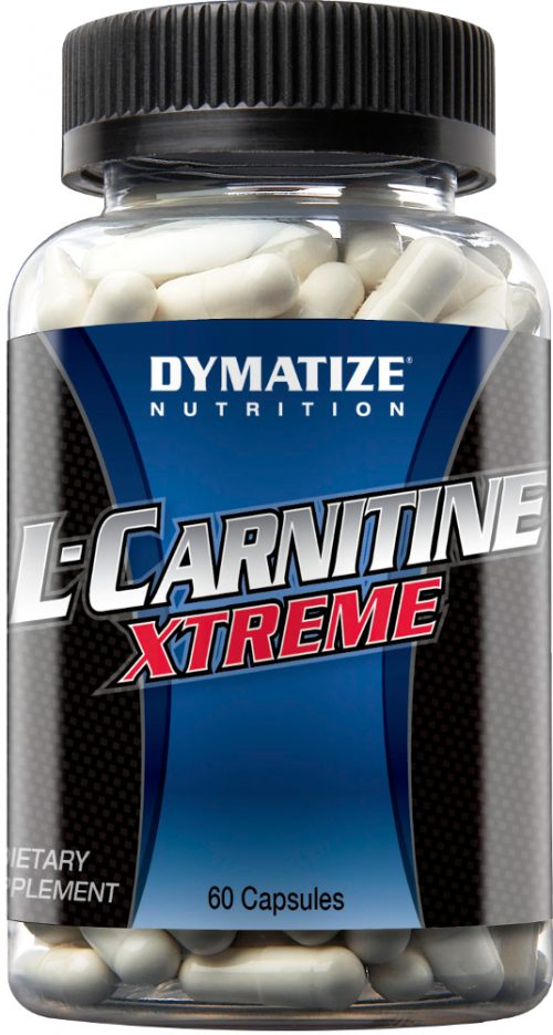 Dymatize L-Carnitine Xtreme - 60 Capsules