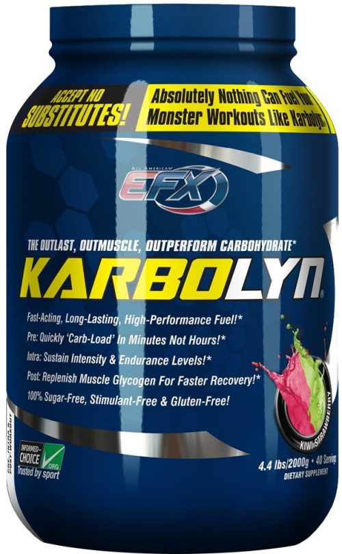 EFX Sports Karbolyn - 4.4lbs Kiwi Strawberry