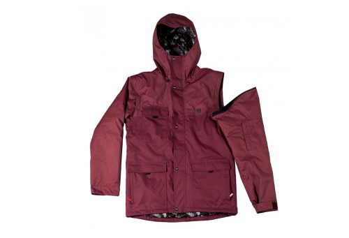 Faction Oxley Jacket - Men's - burgundy, medium