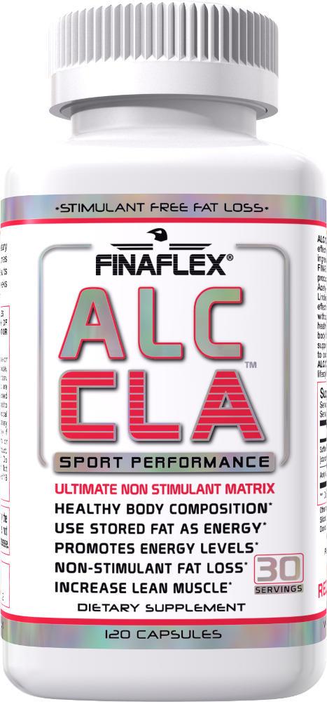 Finaflex ALC+CLA - 120 Capsules