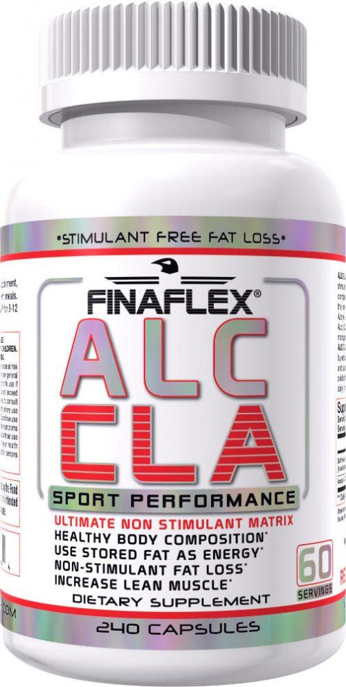 Finaflex ALC+CLA - 240 Capsules