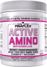 Finaflex Active Amino - 30 Servings Fruit Punch
